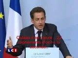 Sarkozy ivre au G8 - Humour version Pastis