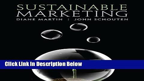 [Fresh] Sustainable Marketing New Ebook