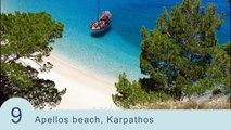 Voyage en Grèce / les Plus Belles Plages de Grèce