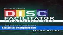 [Fresh] DISC Facilitator Training Kit (Business Edition): Everything You Need to Lead a DISC