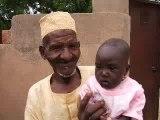 Notre aide alimentaire à Korgom en 2005