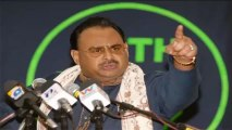 Part 2 of Altaf Hussain's LEAKED Call to MQM USA - Pledging separation of Karachi