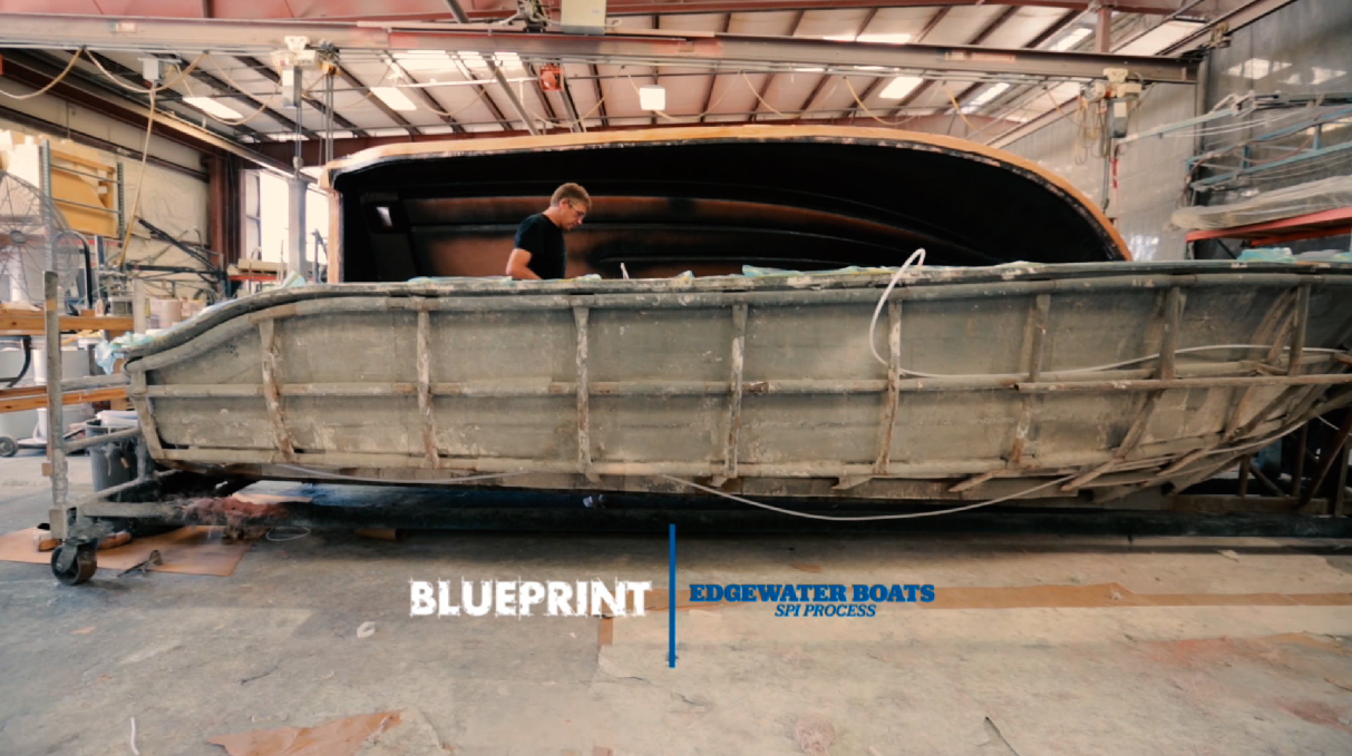 Boating Blueprint: EdgeWater Power Boats SPI Process