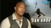 Dwayne 'The Rock' Johnson Talks Jumanji