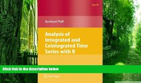 Free PDF Downlaod Analysis of Integrated and Cointegrated