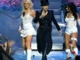 MADONNA LAV & Hollywood feat. Britney Spears,Christina Aguilera & Missy Elliot MTV VMA 2003