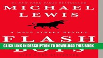 New Book Flash Boys: A Wall Street Revolt
