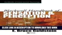 [PDF] Blackwell Handbook of Sensation and Perception (Blackwell Handbooks of Experimental