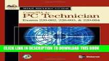 New Book Mike Meyers  A+ Guide: PC Technician (Exams 220-602, 220-603,   220-604)