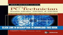 New Book Mike Meyers  A+ Guide: PC Technician Lab Manual (Exams 220-602, 220-603,   220-604) (Mike