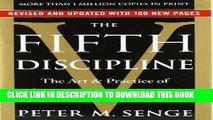 Collection Book The Fifth Discipline: The Art   Practice of The Learning Organization
