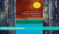 READ FREE FULL  European Union: A Very Short Introduction (Very Short Introductions)  READ Ebook