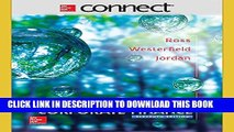 Collection Book Connect 1 Semester Access Card for Fundamentals of Corporate Finance