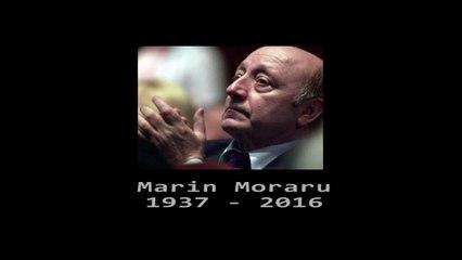 Actorul Marin Moraru inmormantat cu onoruri militare