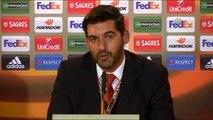 Shakhtar Donetsk Teknik Direktörü Fonseca
