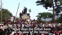 Pride of nation ....BURHAN WANI WHY BURHAN CHOOSE SHADAA...