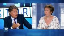 "Burkini: Caroline De Haas se demande si ""on va interdire les tuniques dans la rue"""