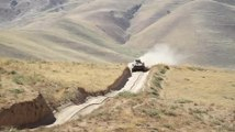 Russian military tests new BTR armored personnel carrier in Dushanbe
