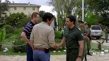 """Revelan el destino de Pablo Escobar en el nuevo adelanto de """"Narcos"""""""