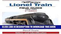 Collection Book Warman s Lionel Train Field Guide, 1945-1969: Values and Identification (Warmans