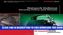 Collection Book Network Defense: Security Policy and Threats (EC-Council Press)