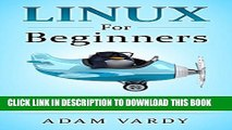 Collection Book Linux For Beginners: The Ultimate Guide To The Linux Operating System   Linux