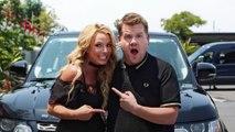 Watch Britney Spears sing along to 'Toxic' in Carpool Karaoke teaser!