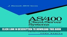 [PDF] AS/400 Client/Server Systems: Business Applications and Solutions (IBM McGraw-Hill Series)