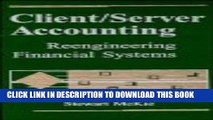 [PDF] Client/Server Accounting: Reengineering Financial Systems Popular Online