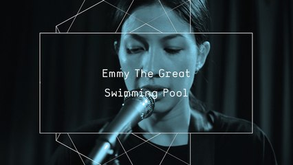 Emmy The Great - Swimming Pool (Last.fm Sessions)