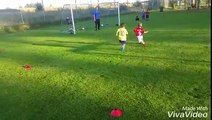 Next  young Messi  Incredible 4 years old football player. Plays against kids 1-2 years older