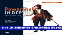 Collection Book PowerShell in Depth: An administrator s guide