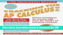 [Read] Princeton Review: Cracking the AP: Calculus AB   BC, 1999-2000 Edition (Cracking the Ap