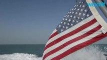 Iran Vessels Engage In 'High Speed Intercept' Of U.S. Destroyer