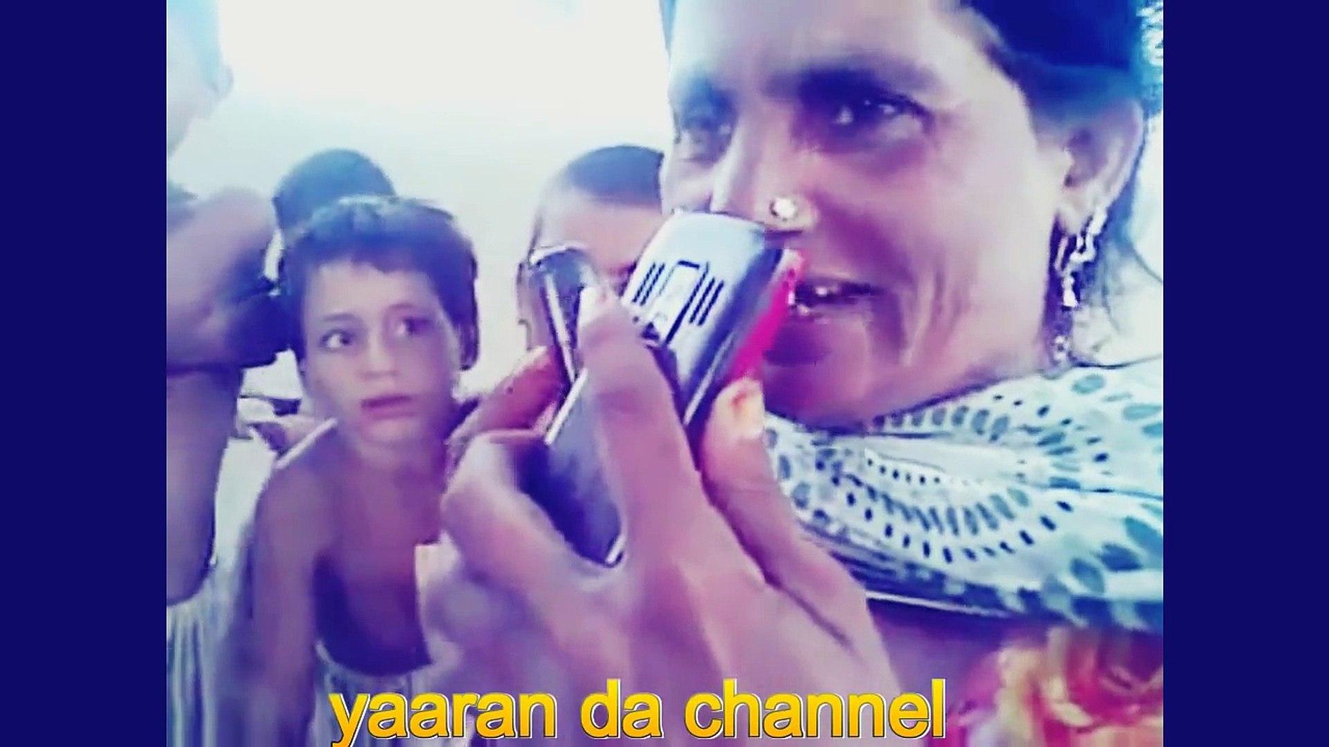 pakistani panjabi culture folk song Channa Tere Vaade Jhoothe Street Singers Punjabi Song