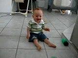 Je lance la balle et je joue !