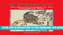 Collection Book The General Prologue to the Canterbury Tales (Selected Tales from Chaucer)