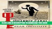New Book Johannes Cabal: The Fear Institute (Johannes Cabal Novels)