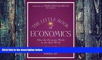 Big Deals  The Little Book of Economics: How the Economy Works in the Real World (Little Books.