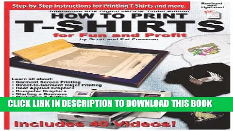 [PDF] How to Print T-Shirts for Fun and Profit Full Online