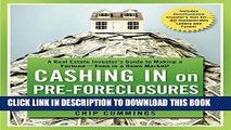 [PDF] Cashing in on Pre-foreclosures and Short Sales: A Real Estate Investor s Guide to Making a