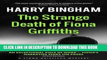 [PDF] The Strange Death of Fiona Griffiths (Fiona Griffiths Crime Thriller Series Book 3) Full