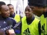 Lassana Diarra :Reponses aux questions