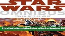 [Download] Star Wars Omnibus: Tales of the Jedi, Vol. 1 Free Online