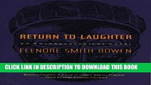 [PDF] Return to Laughter: An Anthropological Novel (The Natural History Library) [Online Books]