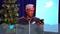 NBA Players Reading Funny Mean Tweets - Lebron Hates Mean Tweets - 2016