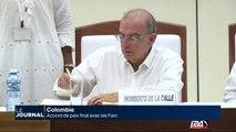 Colombie : accord de paix final avec les Farc