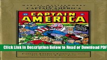 [Get] Marvel Masterworks: Golden Age Captain America - Volume 6 Popular New