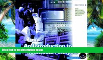 Must Have PDF  Introduction to Technical Analysis (Reuters Financial Training)  Best Seller Books