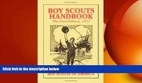 EBOOK ONLINE  Boy Scouts Handbook, 1st Edition, 1911  BOOK ONLINE
